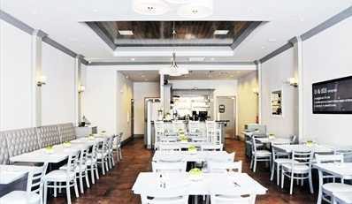 $39 -- Old Town Pasadena: Dinner for 2 at New Cafe, Half Off