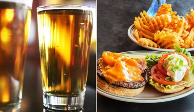 $20 -- 'Grand Rapids' Best Burgers' & Craft Beer for 2