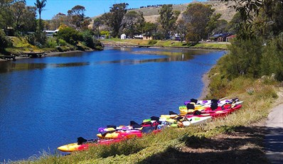 $29 -- Full-Day Kayak Hire & Self-Guided Tour, Reg. $60