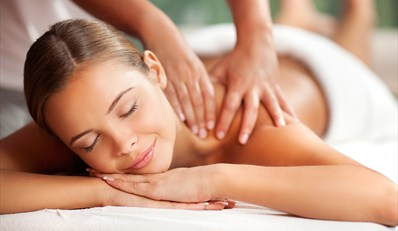 £45 -- Hilton Pamper Day w/Massage, Facial & Lunch, Reg £90
