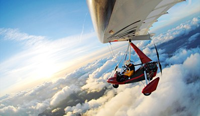 $99 -- Power Hang Gliding in Fernandina Beach, Reg. $249