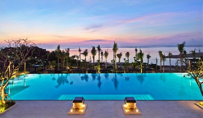 $625 -- Bali: 3-Nt Luxe Beach Resort Suite Stay, Reg. $1420