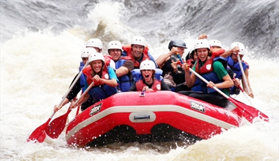 $25 -- Menominee River White-Water Rafting Trip, Reg. $49