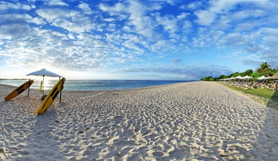 $425 -- Bali: 3 Nts at 5-Star Nusa Dua Beach Resort, 37% Off