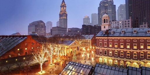 20% Off -- Cross-Country Fares to/from Boston on Amtrak