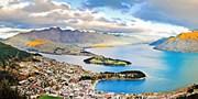 $3099 -- New Zealand Luxury Retreat w/Helicopter Tour