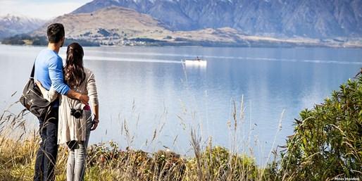 $1599 -- Auckland Luxury Escape: 5-Nights in NZ w/Air