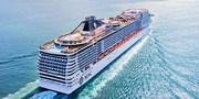 $449 -- Last Minute Caribbean Cruise Sale on MSC w/Kids Free