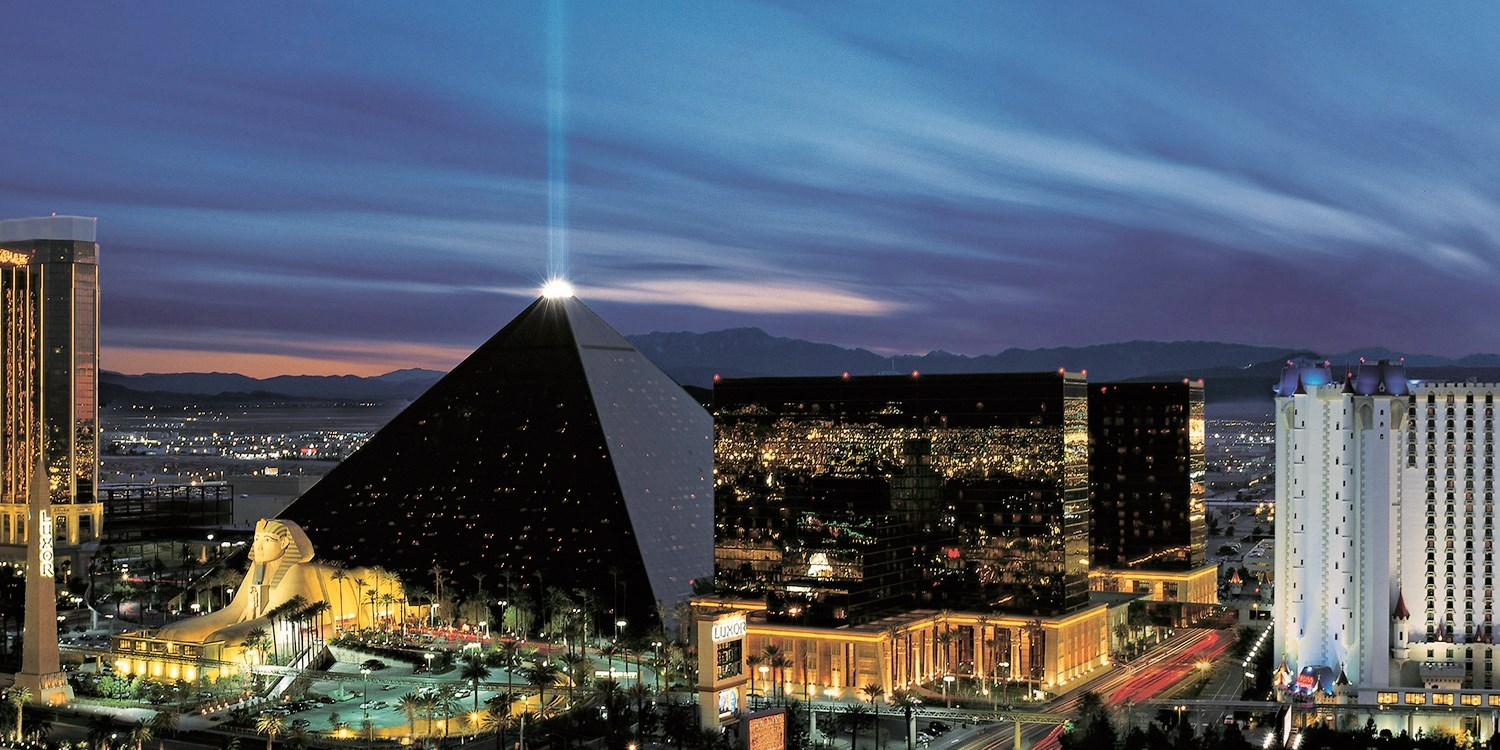 Luxor Hotel And Casino Travelzoo
