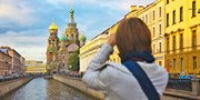 $1499 -- Russia River Cruise: St. Petersburg to Moscow