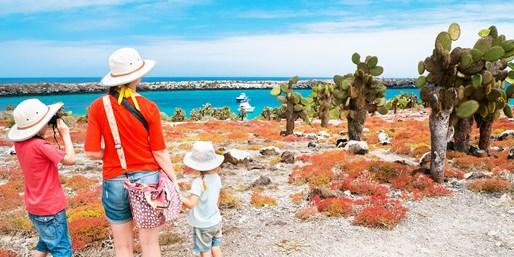 $4549 -- Ecuador Trip incl. Quito & 4-Night Galapagos Cruise