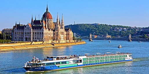 $1039 & up -- 7-Night River Cruise & Hotel Trip from Vienna