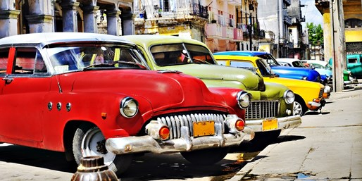 $3199 & up -- Havana & Varadero Beaches 6-Night Trip w/Air