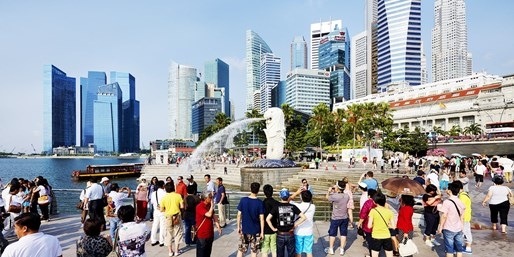 30% Off -- Business Class Fares to Singapore from Chicago