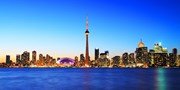 $138* & up -- Toronto from D.C. this Spring & Summer, O/W