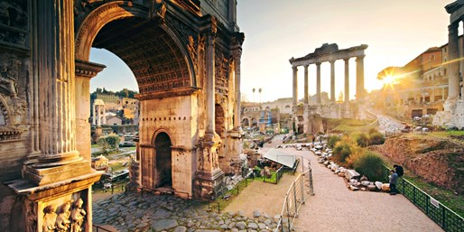 $1165 -- Italy: Escorted 7-Night Tour incl. Florence & Rome