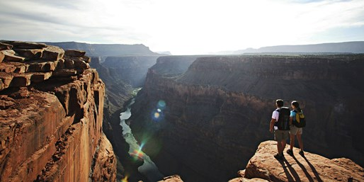 $1796 -- Canyon Country 7-Night Adventure, Save $200
