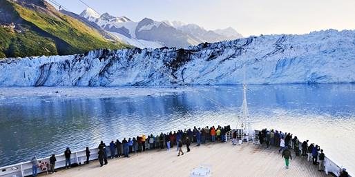 $849 -- Oceanview: 7-Nt. Princess Alaska Cruise w/$50 Credit