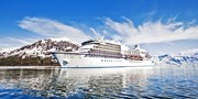 $5499 -- Balcony: Luxury All-Inclusive Alaska Cruise w/Air