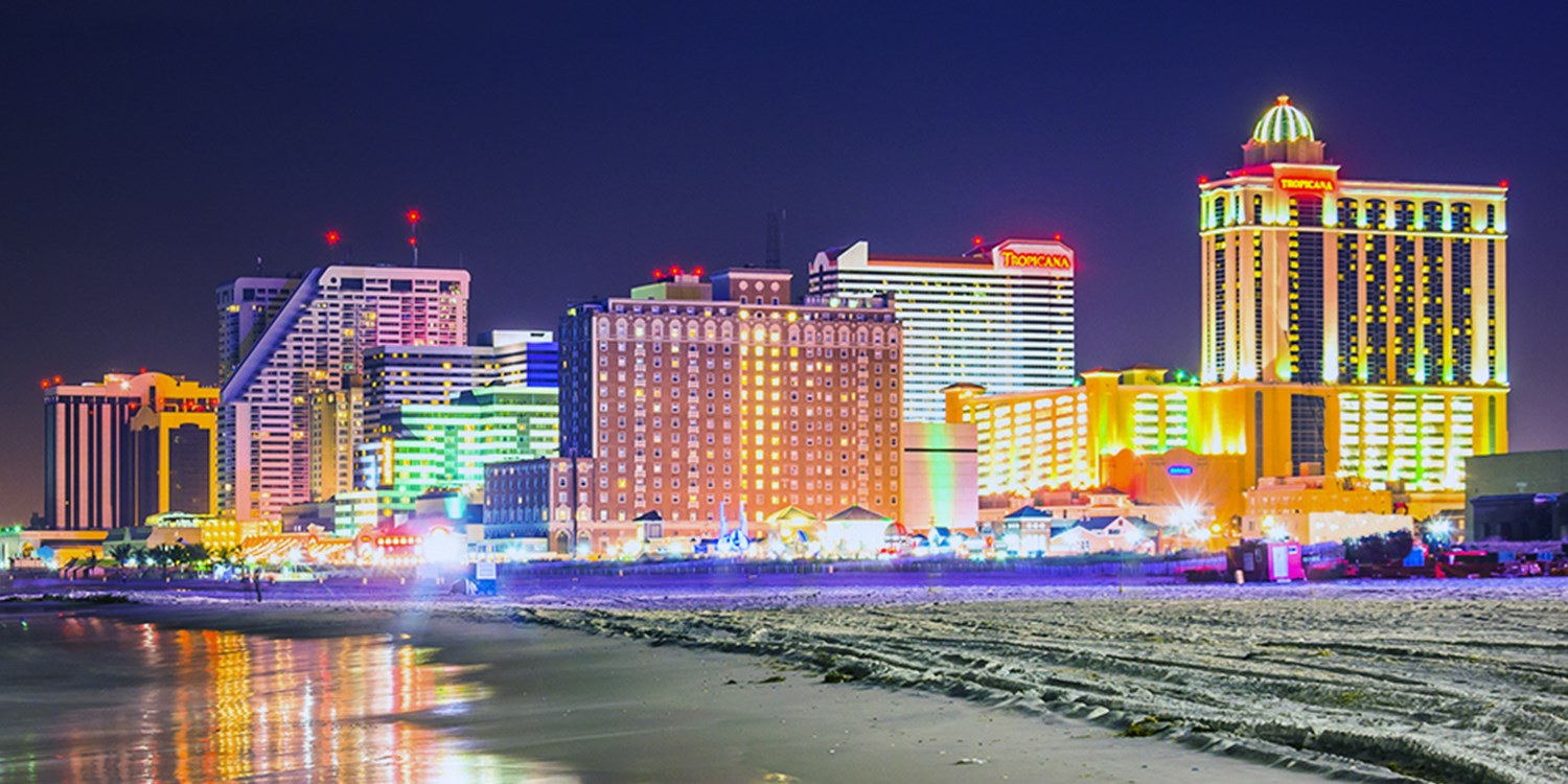 $55 -- Atlantic City Boardwalk Resort incl. $30 in Credits