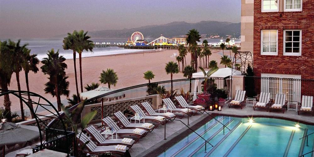 Casa Del Mar -- Santa Monica, CA