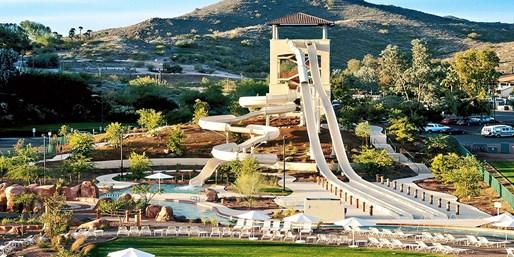 $115 -- Phoenix 4-Star Water Park Resort, up to 50 % Off