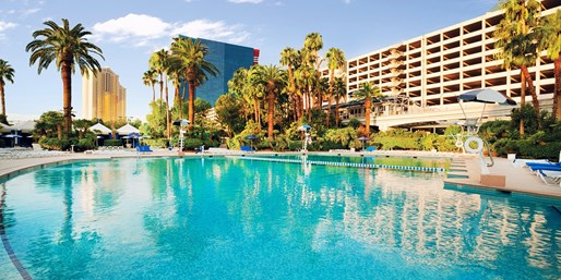 $35-$65 -- Budget-Friendly Resort on the Strip, Save 70%