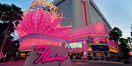 $59-$99 -- Vegas Family-Friendly Hotel on The Strip, 50% Off