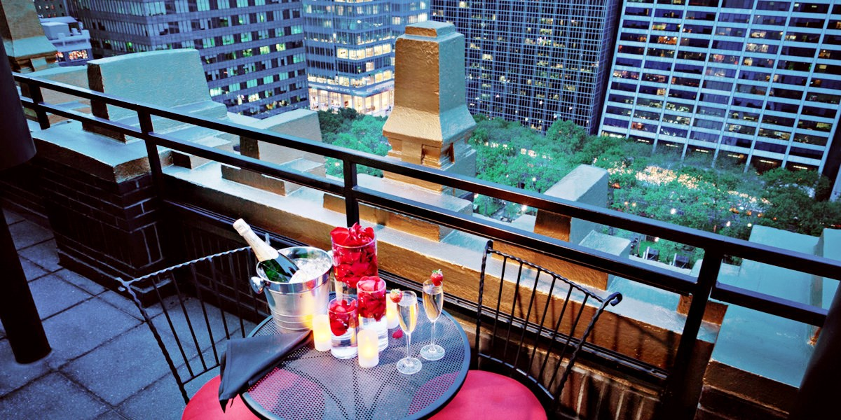 The Bryant Park Hotel -- Midtown-Times Square, New York