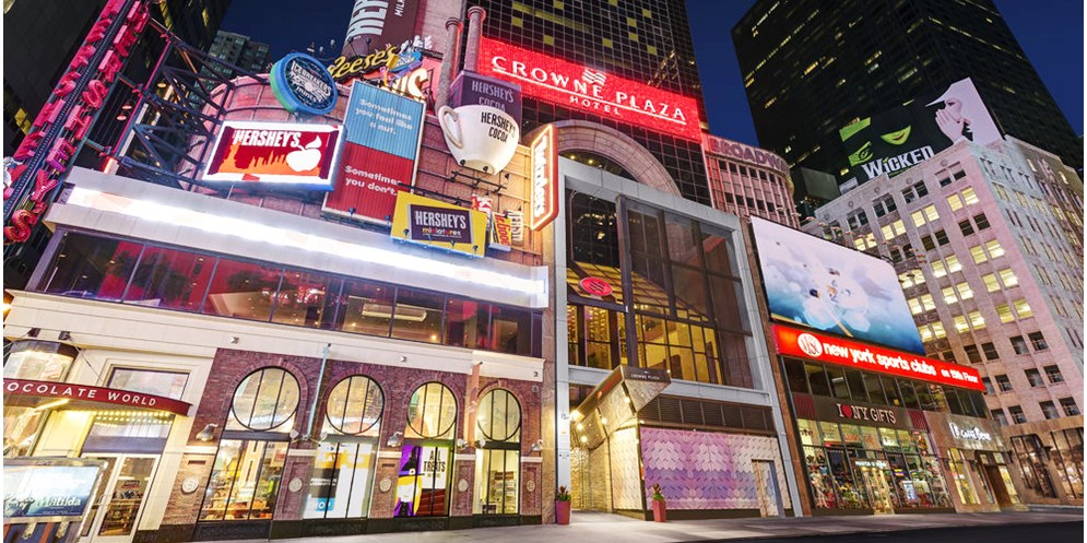 Crowne Plaza Times Square Manhattan -- Midtown - Times Square, New York