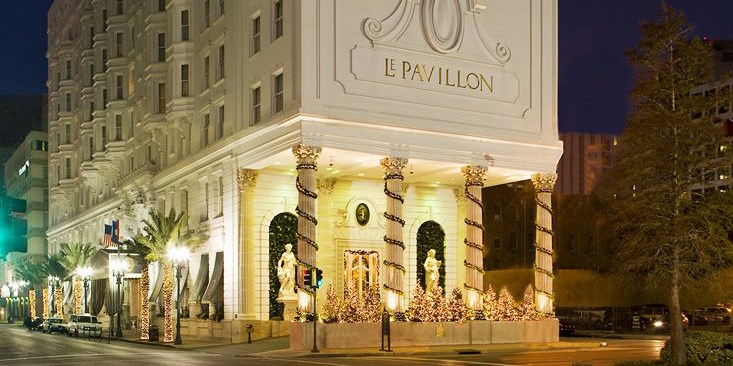Le Pavillon Hotel -- Central Business District, New Orleans