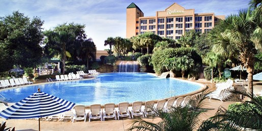 $79 -- Family-Friendly Orlando Resort w/Park Shuttle