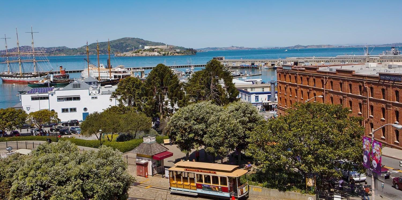 $199 – San Francisco: Hip Fisherman's Wharf Hotel, 55% Off -- Fisherman's Wharf, San Francisco