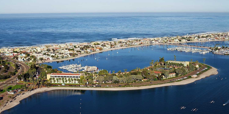 Bahia Resort Hotel -- San Diego, CA