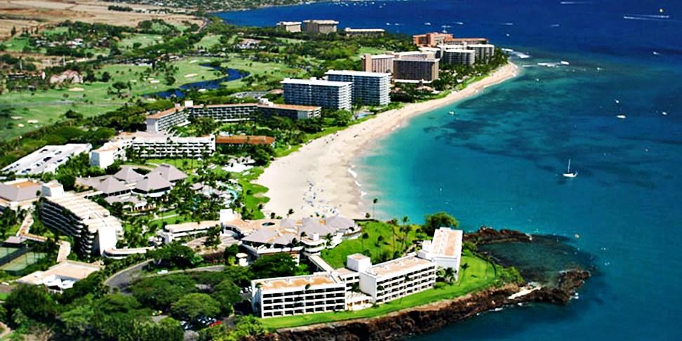 Ka Anapali Beach Hotel Lahaina Hi Usa