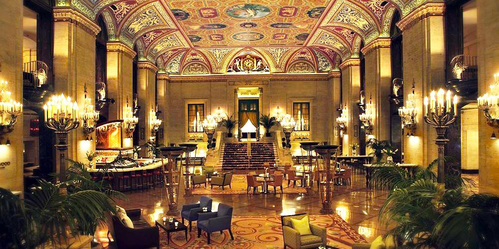 Palmer House a Hilton Hotel -- The Loop, Chicago