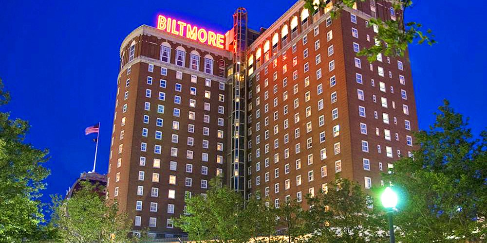 Providence Biltmore, Curio Collection by Hilton -- Providence, RI
