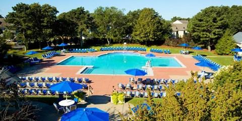 $139 -- One-Bedroom Villa at Cape Cod Resort, Reg. $185