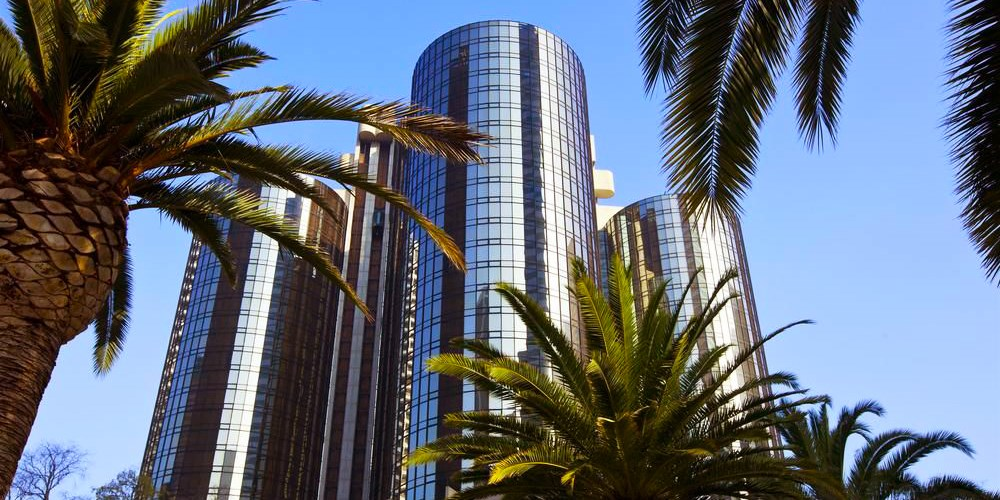 The Westin Bonaventure Hotel and Suites, Los Angeles -- Downtown Los Angeles, Los Angeles