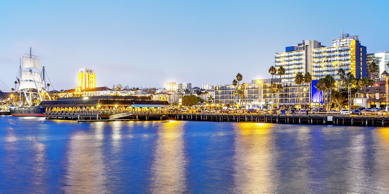 $119 -- San Diego Waterfront Hotel incl. Parking, Reg. $243