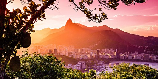 $3699 -- Buenos Aires to Rio 12-Nt Cruise w/Air, $800 Credit