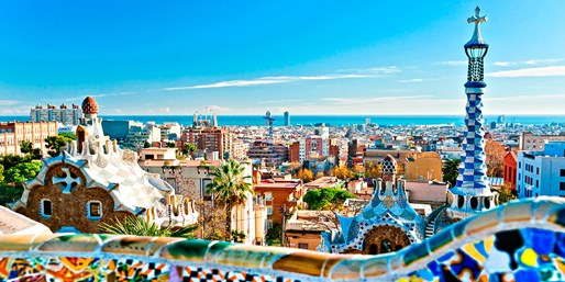 $2999 -- Upscale Spain & Portugal Cruise w/Air & Drinks