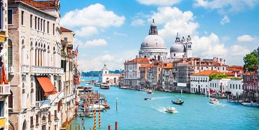 $2499 -- Luxe Mediterranean 12-Nt Cruise w/Air, $800 Credit*
