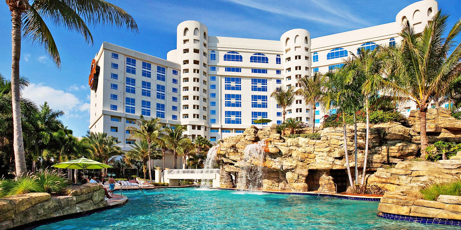 Seminole Hard Rock Hotel and Casino -- Fort Lauderdale, FL