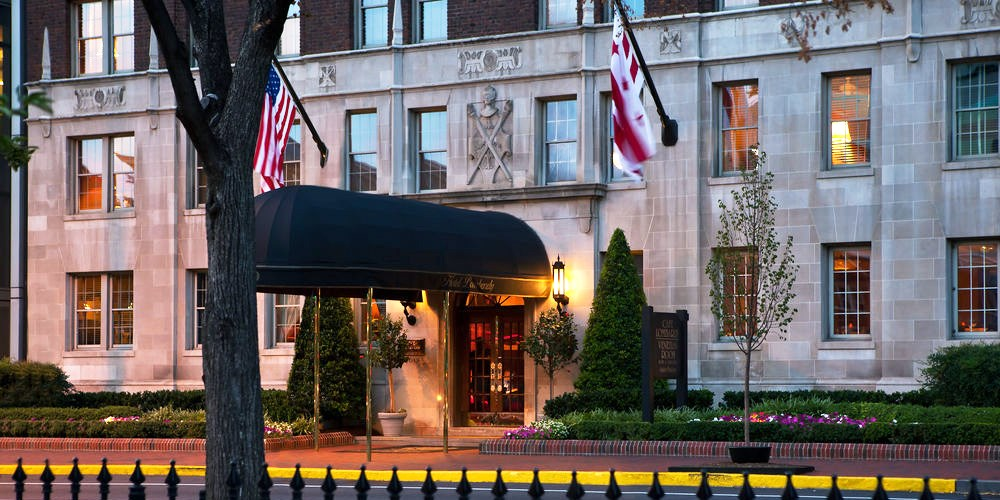 Hotel Lombardy -- Foggy Bottom, Washington, D.C.