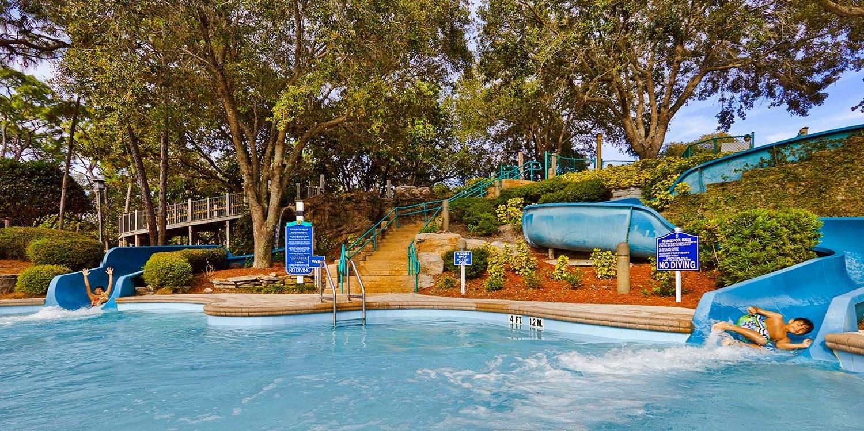 $95 & up – Family-Friendly Resort Getaway w/$30 Credit -- Palm Harbor, FL