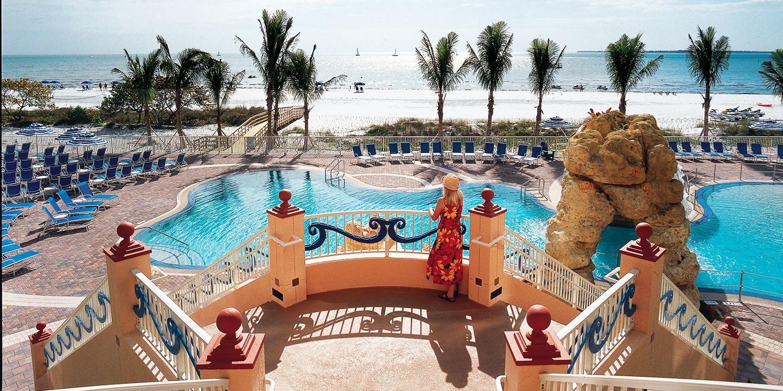 Pink Shell Beach Resort and Marina -- Fort Myers Beach, FL