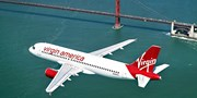 $69* & up -- Virgin America Flights from SF into Spring, O/W