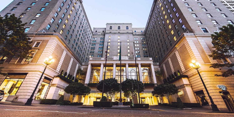 Fairmont Olympic Hotel -- Seattle, WA