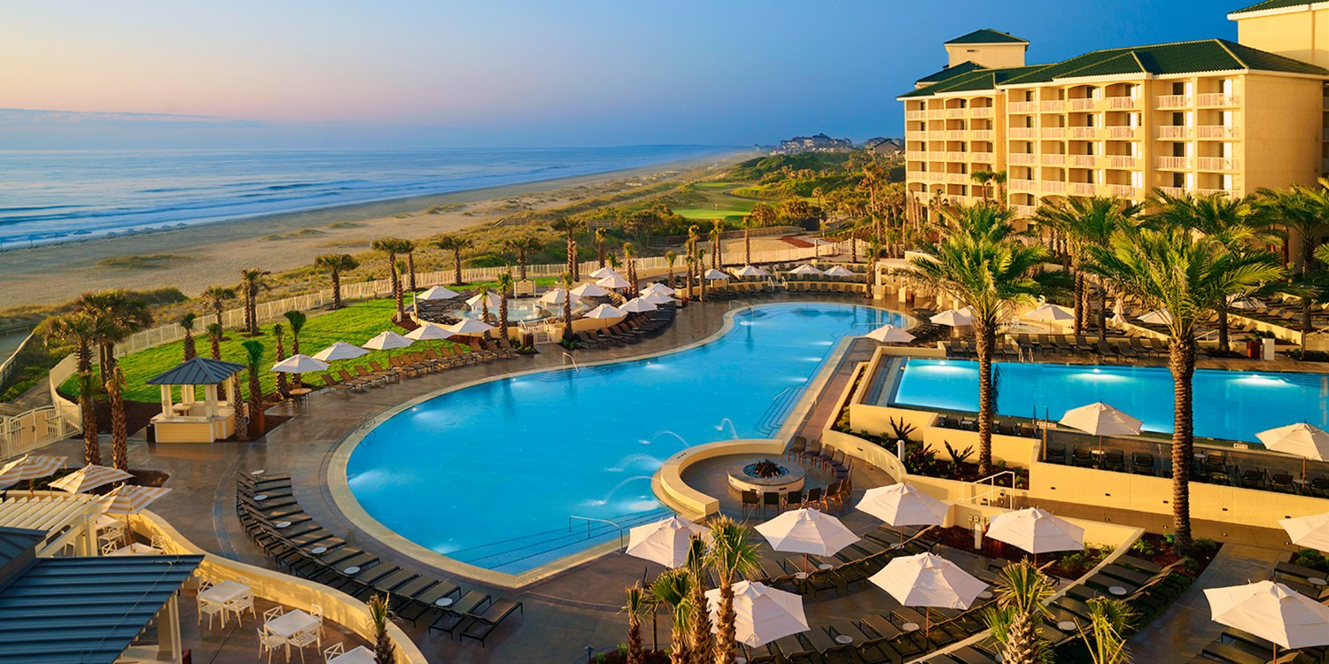 $139 -- Amelia Island 4-Star Beach Escape, 50% Off